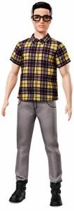 バービーBarbie Ken Fashionistas Chill In Check Doll