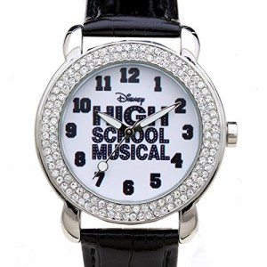 【当店1年保証】ディズニーDisney Rhinestone High School Musical Girls' Watch DSTW001