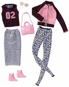 バービーBarbie Fashions At Leisure, 2 Pack