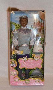 バービーBarbie J1017 Rapunzel's Wedding Prince Stefan by Mattel
