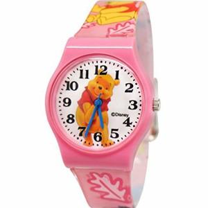 """【当店1年保証】ディズニーDisney Winnie The Pooh Watch For Kids. Large Analog Dial. 9""""L Band."""