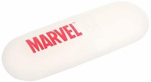 【当店1年保証】マーベルMarvel Men's W001758 The Avengers Captain America Analog-Quartz Black Watc