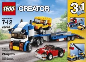 レゴLEGO Creator Vehicle Transporter