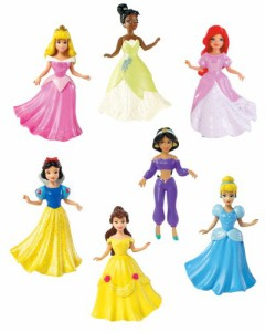ディズニープリンセスDisney Princess Collection 7-Doll Gift Set