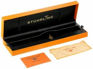 【当店1年保証】ストゥーリングオリジナルStuhrling Original Men's 787.01 Symphony Quartz Da