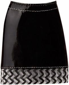 バービーBarbie Fashion Pack, Black Cheveron Trim Skirt