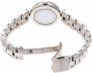 【当店1年保証】セイコーSEIKO EXCELINE titanium Solar Radio SWCW121 Ladies(Japan Import-No Warrant