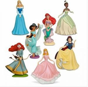 ディズニープリンセスDisney Princess Figure Play Set 1