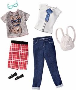 バービーBarbie Fashions Geek Chic, 2 Pack