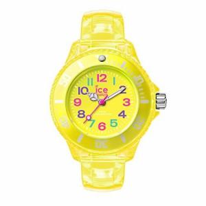 【当店1年保証】アイスウォッチIce-Watch HA.NYW.M.U.15 Women's Ice-Happy Neon Plastic Band Yello