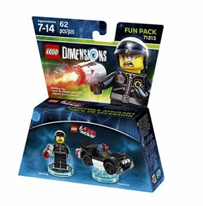 レゴLEGO Dimensions, The LEGO Movie Bad Cop Fun Pack
