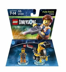 レゴLEGO Movie Emmet Fun Pack - LEGO Dimensions