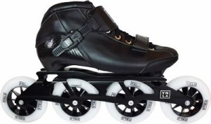 インラインスケートX1 Inline Speed Skate from Vanilla - sz 5