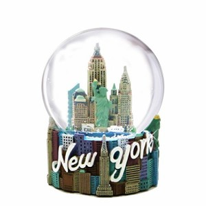 スノーグローブNew York City Classic Snow Globe - 80mm