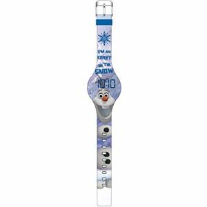 【当店1年保証】ディズニーDisney Frozen Olaf Expert On the Snow LED Watch