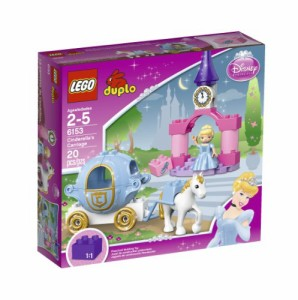レゴLEGO DUPLO Disney Princess Cinderella's Carriage 6153