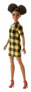 バービーBarbie Cheerful Check Fashion Doll