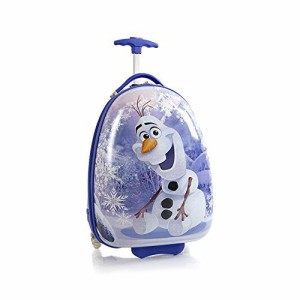 アナと雪の女王Disney Frozen Olaf Polycarbonate Luggage Suitcase [Winter Wonderland]