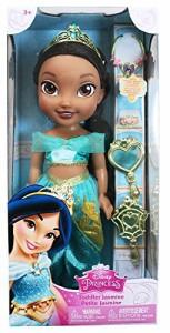 アラジンDisney Princess Jasmine Toddler Doll by Jakks Pacific