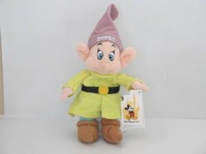 "白雪姫Disney Snow White 7"" Dopey Bean Bag Plush"