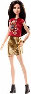 バービーBarbie Fashionistas Teddy Bear Flair Doll