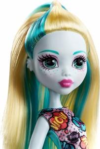 モンスターハイMonster High Lagoona Blue Doll