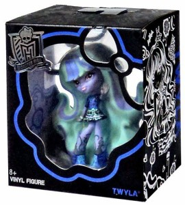 モンスターハイMonster High Vinyl Twyla Figure