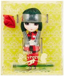 """プーリップドールLittle Pullip+ Miss Green 4.5"""""""