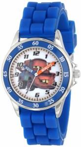 【当店1年保証】ディズニーDisney Kids' CZ1010 Watch with Blue Rubber Band