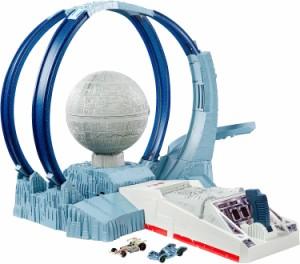 ホットウィールHot Wheels Star Wars Carships Death Star Revolution Race Track Set