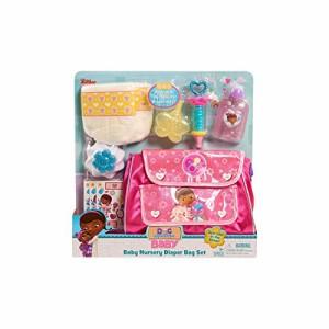 ドックはおもちゃドクターNEW! Disney Junior - Doc McStuffins Baby Checkup Diaper Bag Playset 10 Pie