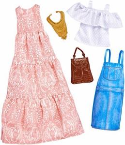 バービーBarbie Fashions Festival 2-Pack
