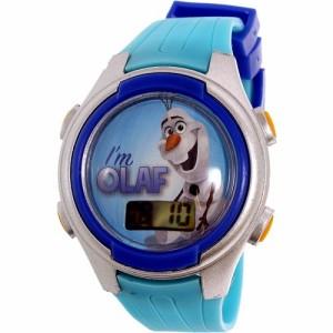 """【当店1年保証】ディズニーDisney FNFKD033 Frozen """"I'm Olaf"""" Childrens Wrist Watch"""