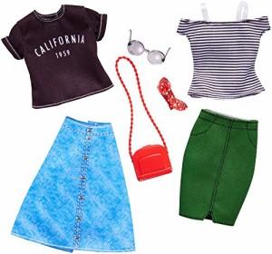 バービーBarbie Fashions Street Wear 2-Pack