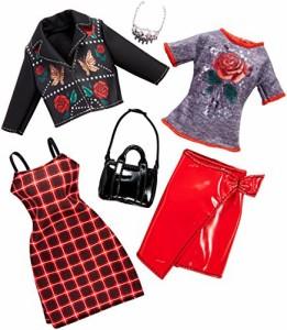バービーBarbie Fashions Punk Rock, 2 Pack