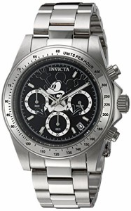 【当店1年保証】インヴィクタInvicta Men's 'Disney Limited Edition' Quartz Stainless Steel Casual