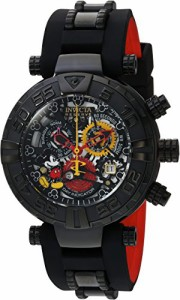 【当店1年保証】インヴィクタInvicta Men's 'Disney Limited Edition' Swiss Quartz Stainless Steel
