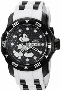 【当店1年保証】インヴィクタInvicta Men's 'Disney Limited Edition' Quartz Stainless Steel and Si