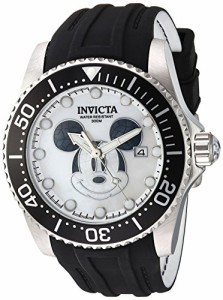 【当店1年保証】インヴィクタInvicta Men's 'Disney Limited Edition' Automatic Stainless Steel and