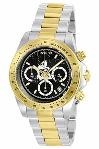 【当店1年保証】インヴィクタInvicta Men's 'Disney Limited Edition' Quartz Metal and Stainless St