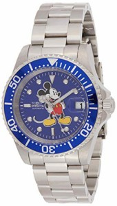 【当店1年保証】インヴィクタInvicta Men's 'Disney Limited Edition' Automatic Stainless Steel Cas