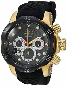 【当店1年保証】インヴィクタInvicta Men's 'Disney Limited Edition' Quartz Metal and Silicone Cas