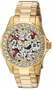 【当店1年保証】インヴィクタInvicta Women's 'Disney Limited Edition' Quartz Stainless Steel Casu