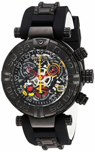【当店1年保証】インヴィクタInvicta Women's 'Disney Limited Edition' Swiss Quartz Stainless Stee