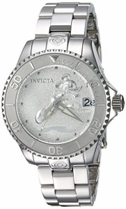 【当店1年保証】インヴィクタInvicta Women's 'Disney Limited Edition' Automatic Stainless Steel C