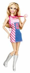 バービーBarbie Fashionistas Summer Doll