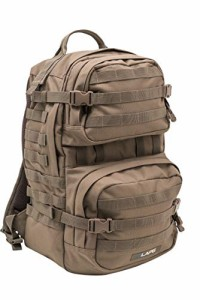 2418b9633dfe ミリタリーバックパックLA Police Gear 3 Day Tactical Backpack for Hunting, Military,  Camping