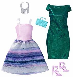 バービーBarbie Fashions Mermaid, 2 Pack
