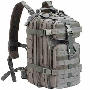 6f154ba02bc3 ミリタリーバックパックWolfWarriorX Small Military Tactical Assault Hiking Camping  Fishing Trekking