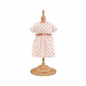 """コロールCorolle Mon Premier 12"""" Pink Gold Dress"""